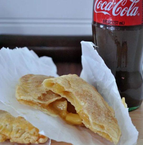Caramel Empanada