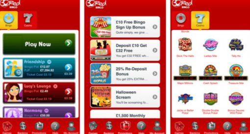 32Red App