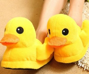 Top 10 Crazy and Unusual Giant Novelty Slippers