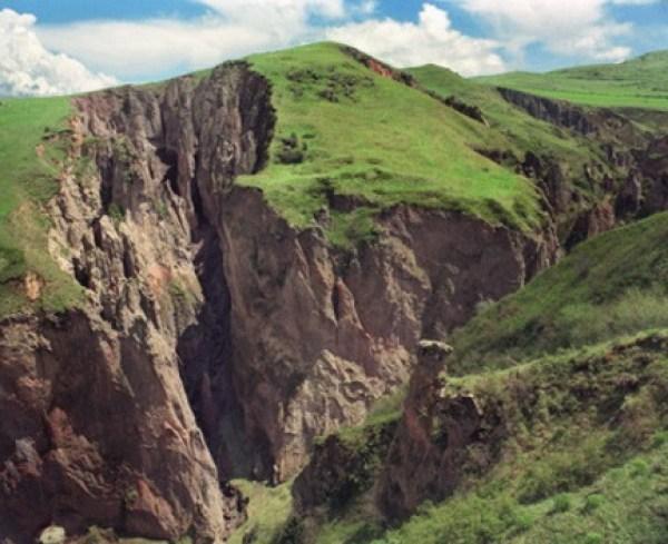 Garni Gorge, Jrashen