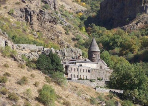 Geghard Monastery, Goght