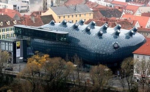 Kunsthaus Graz, Graz