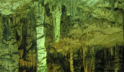 Dikteon Cave, Psichro