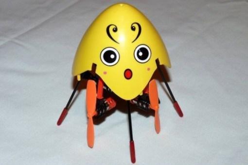 Flying Egg Quadcopter