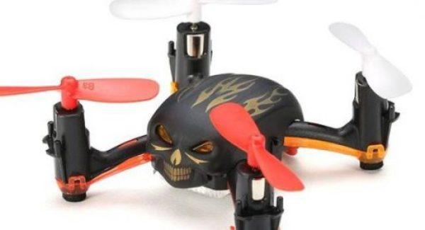 Mini Skull Quadcopter