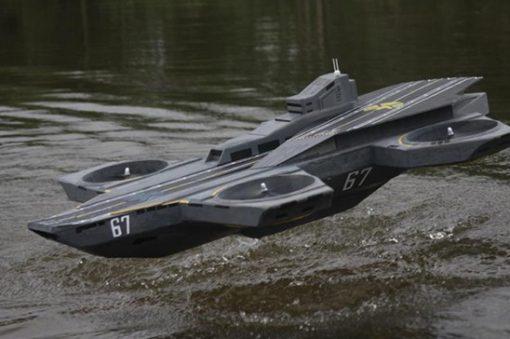 S.H.I.E.L.D. Heli-Carrier Quadcopter