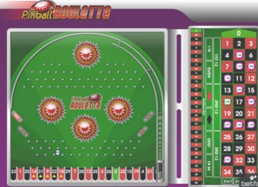Roulette Pinball