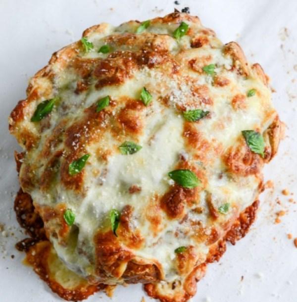 White Pizza Pull-Apart Bread