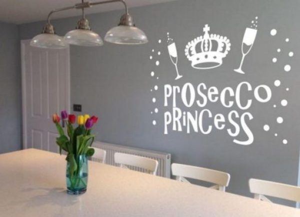 Prosecco Wall Decals