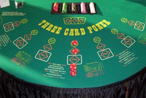 Three-Card Poker