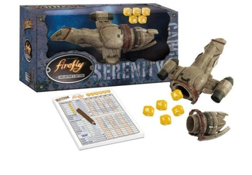 Yahtzee Firefly Collectors Edition