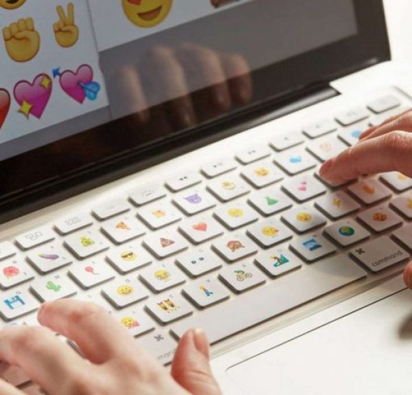 Emoji Keyboard Cover