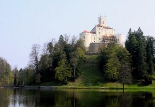 Trakošćan Castle, Krapina
