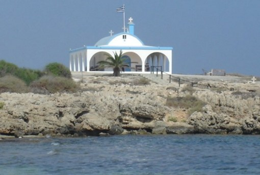 The White Church of Ayia Thekla, Sotira