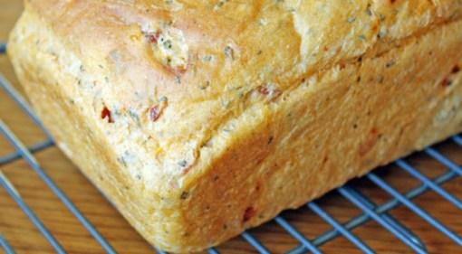 Sundried Tomato & Basil Bread
