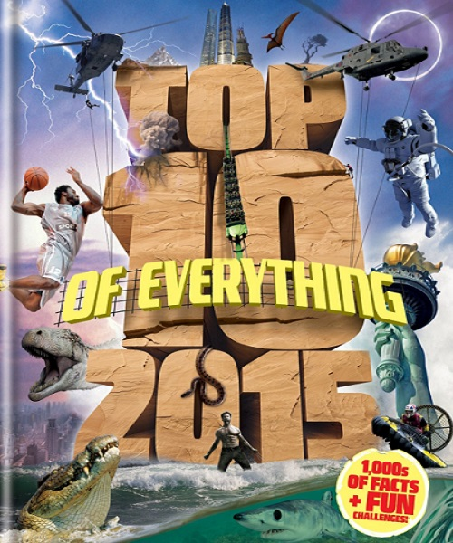Top 10 of Everything 2015 - By Paul Terry