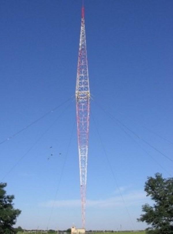 Lakihegy Radio Tower, Szigetszentmiklós