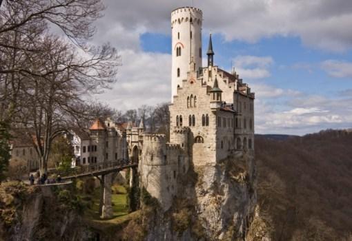 Lichtenstein Castle, Honau
