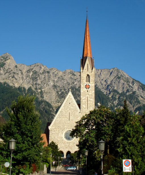 Church of St. Laurentius, Schaan