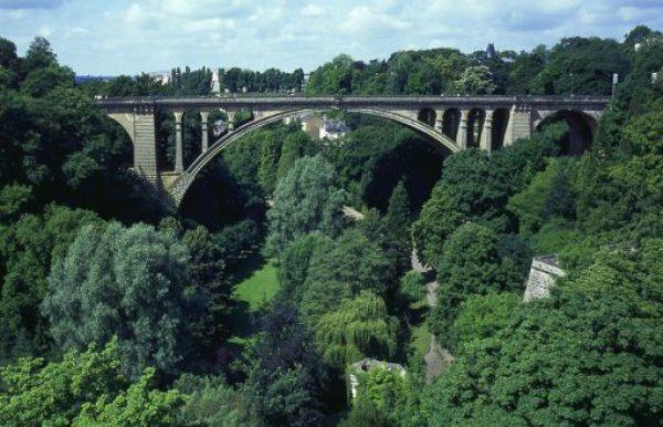 Petrusse Ravine Bridge, Petrusse