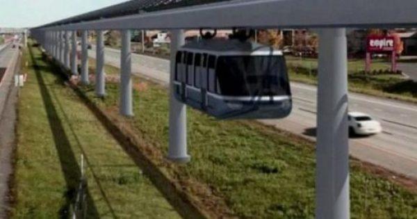 Dudelange Monorail, Dudelange