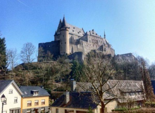 Vianden Castle, Luxembourg City