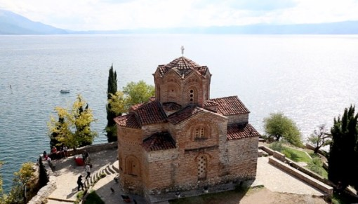 Monastery of St. Naum, Ohrid lake