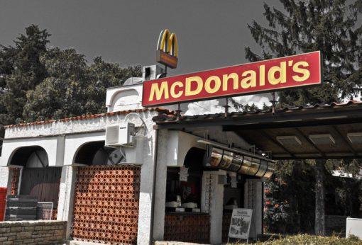 McDonald's, Ohrid