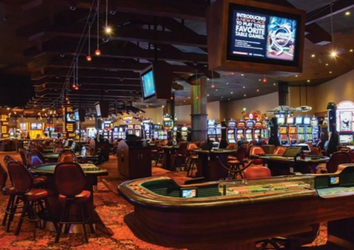 Choctaw Casino Resort, Oklahoma - 4,000 Slot Machines