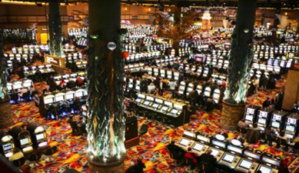 Twin River Casino, Rhode Island - 4,268 Slot Machines
