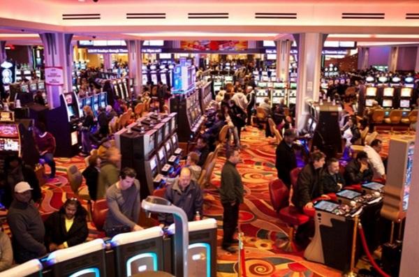 Resorts World Casino New York City, New York - 4,094 Slot Machines