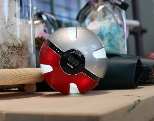 Pokéball Power Bank