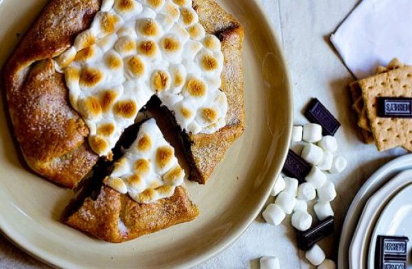 S'mores Galette