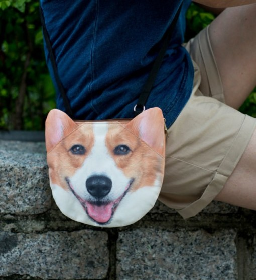 Corgi Hip Bag