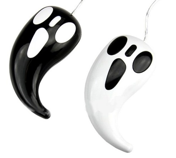 Ghost PC Mouse