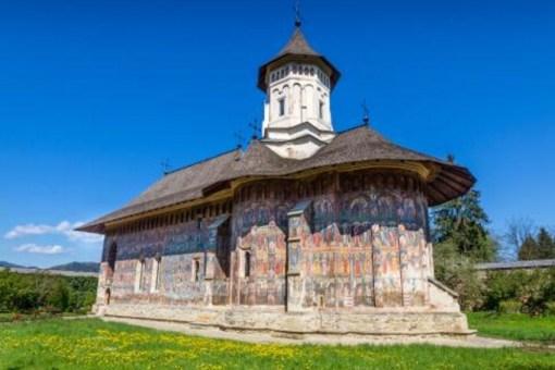 Vatra Moldovitei Monastery, Vatra Moldovitei