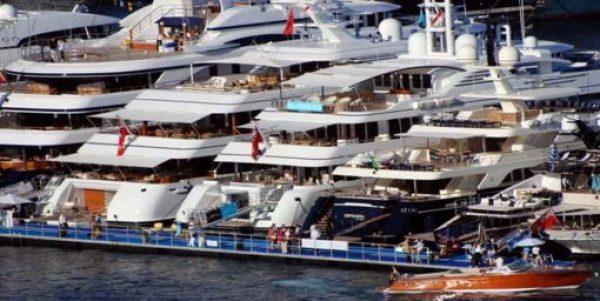 Monaco Yacht Show, Monaco