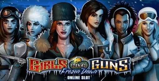 Girls with Guns II: Frozen Dawn