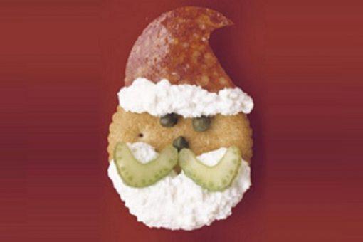 Top 10 Festive Recipes For Edible Santa Snacks