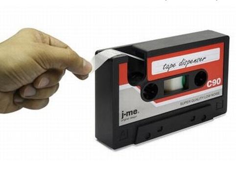 Cassette Tape Tape Dispenser