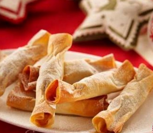 Mincemeat Christmas Crackers