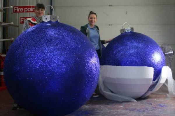 Is This the Worlds Biggest Bauble?