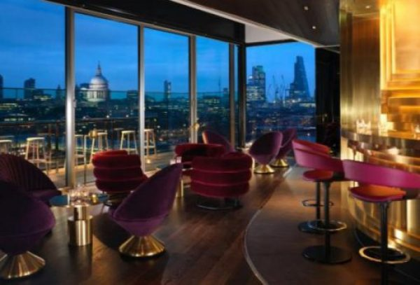 Sea Containers at Mondrian Hotel