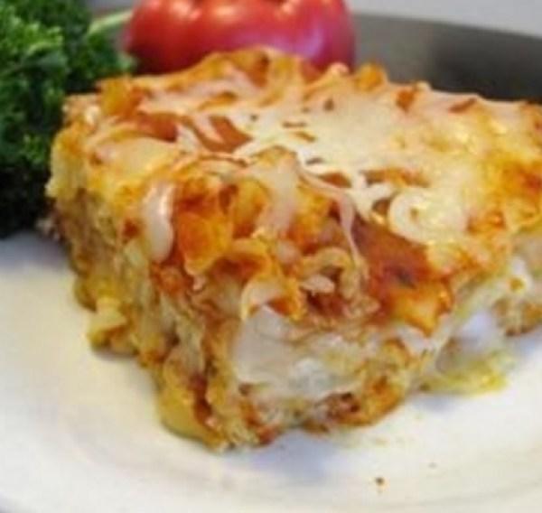 Cheese Lasagna