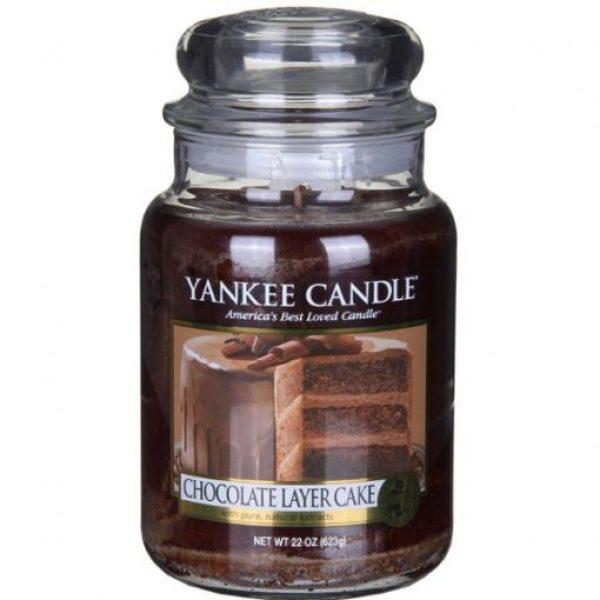 Chocolate Layer Cake Yankee Candle
