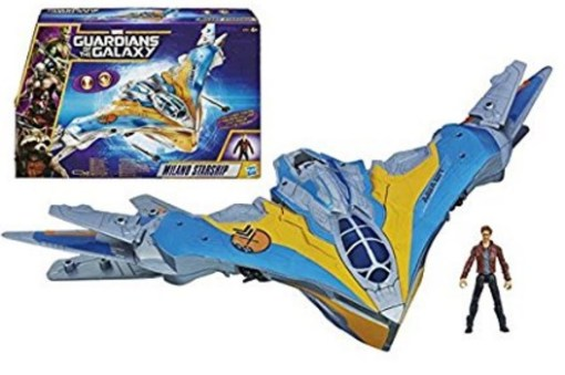 Guardians of The Galaxy Milano Starship Playset