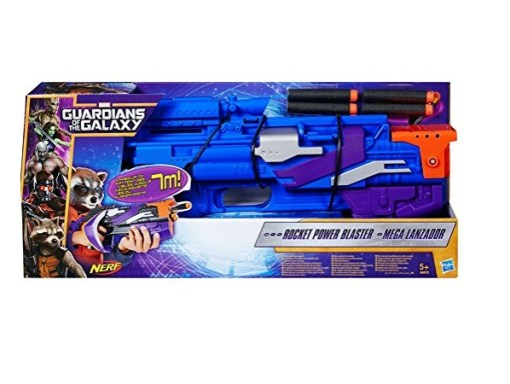 Guardians Of The Galaxy Rocket Racoon Blaster