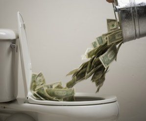 Top 10 Ways to Waste Your Hard-Earned Paycheck
