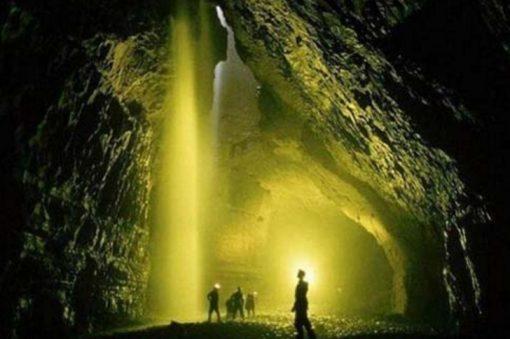 Illuzia-Snezhnaja-Mezhonnogo Cave, Georgia