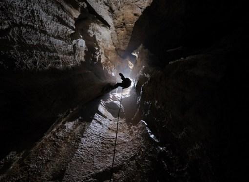 Gouffre Mirolda Cave, France